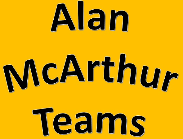 Alan McArthur Teams