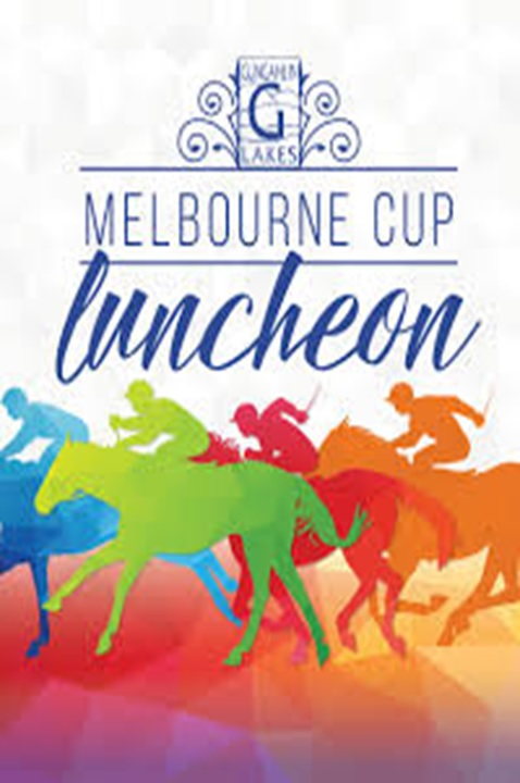 Melbourne Cup Graphic