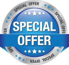 Special Offer Cropped Decal
